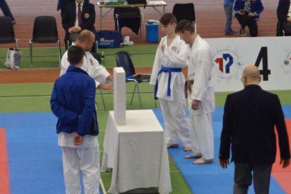 Международный турнир «Nordic Championship» по каратэ WKF
