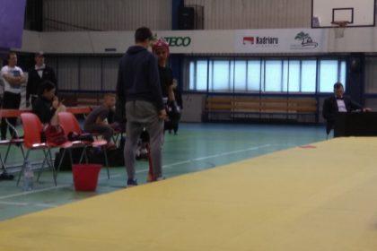 В «Kristiine Spordihall» состоялись соревнования «LINNAOSA VANEMA SUURE KARIKA VÕISTLUSED»