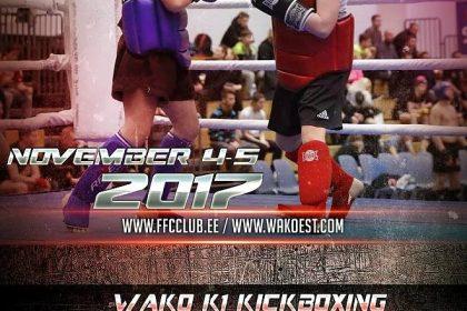 FFC-KIDS 2017 WAKO K1