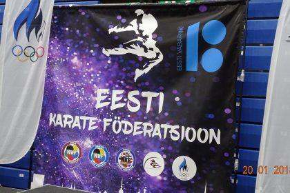 Открытый чемпионат Эстонии по карате
