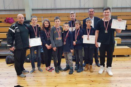 Открытый чемпионат Латвии по кикбоксингу (WAKO)