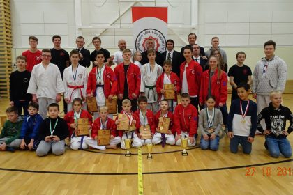 1St Stage of the JYOSHINMON Karate League 2018-2019.