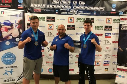 Kickboxing World Championship for Cadets and Juniors (WAKO).