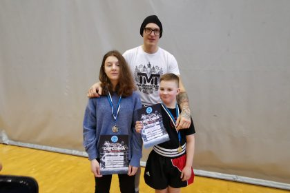 WAKO TARTU OPEN 2019 — INTERNATIONAL WAKO KICKBOXING CHAMPIONSHIP IN WAKO K-1 RULES