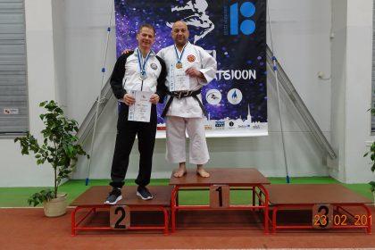 Eesti MV 2019 karate, Tallinn   Чемпионат Эстонии 2019 по каратэ