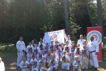 Летний спортивный лагерь «КЛООГА-1»