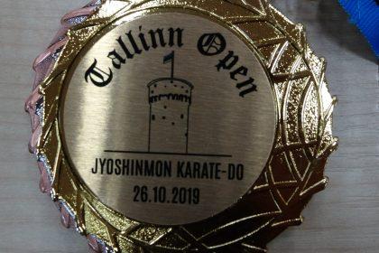 Jyoshinmon Tallinn Open 2019