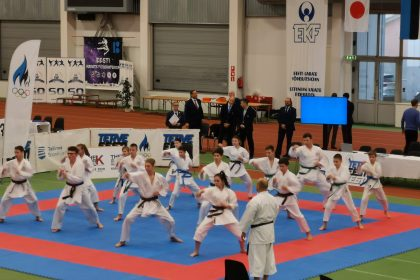 Eesti MV 2020 karate, Tallinn   Чемпионат Эстонии 2020 по каратэ